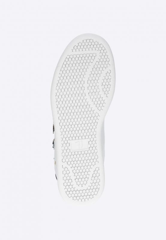 Buty sportowe damskie ze zdobieniami TRUSSARDI JEANS