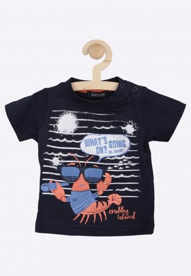 Koszulka z nadrukiem BLUE...