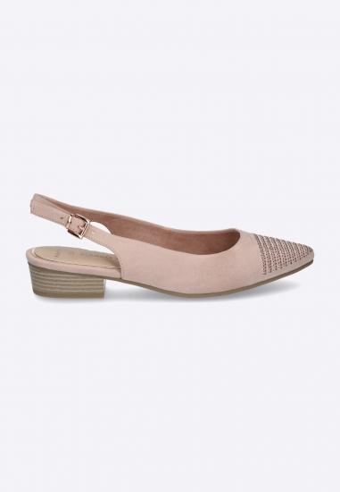 Sandały damskie ze zdobieniem MARCO TOZZI