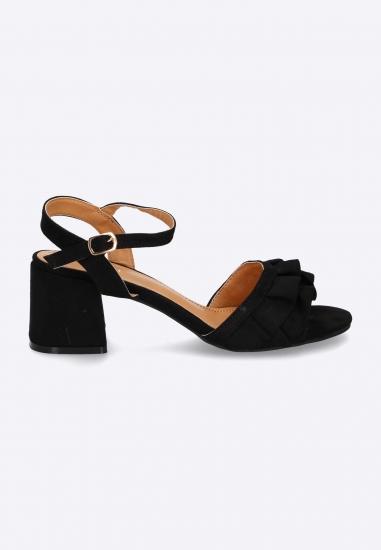 Sandały damskie z falbankami ENJOY